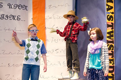 5th Grade Play: Ima's Twisted Tales