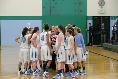 Girls' Varsity Basketball vs. Catlin Gabel