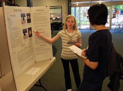 6th Grade Science Expo 2015